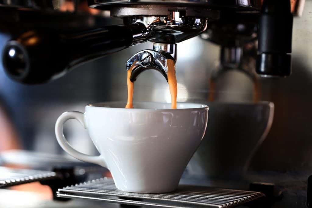 Single or Double Shot Espressos