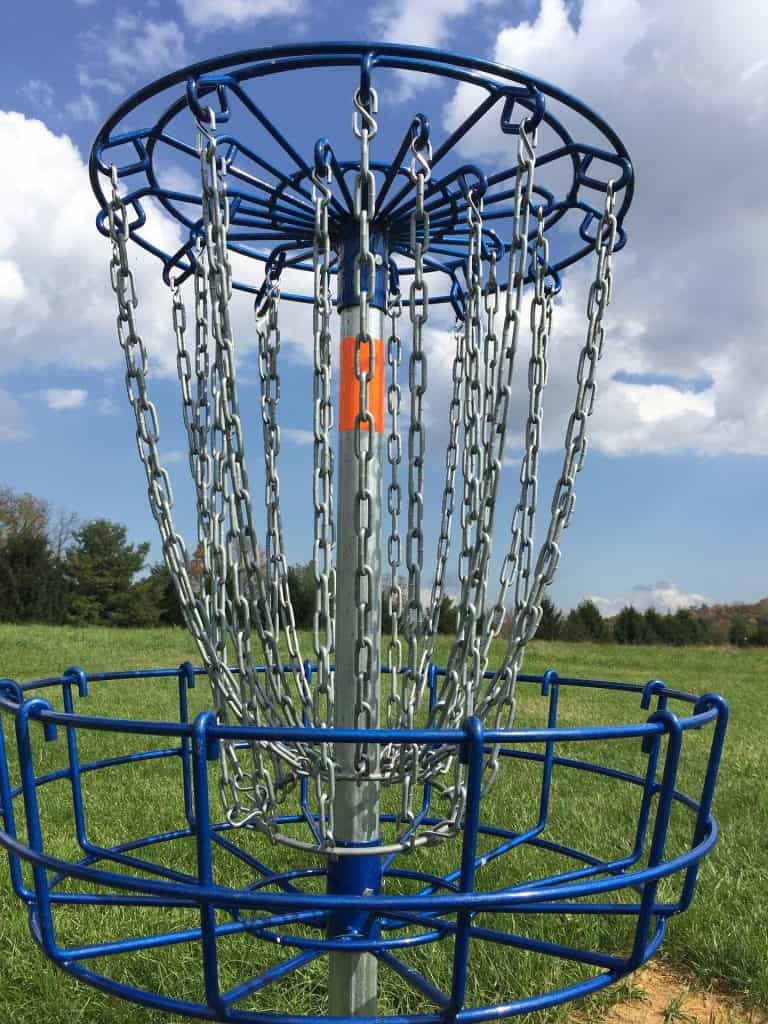 Types of disc golf